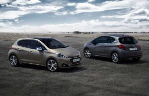 Deux teintes texturées pour la nouvelle Peugeot 208