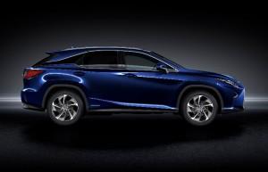 Nouveau Lexus RX : l'autre façon de concevoir le SUV