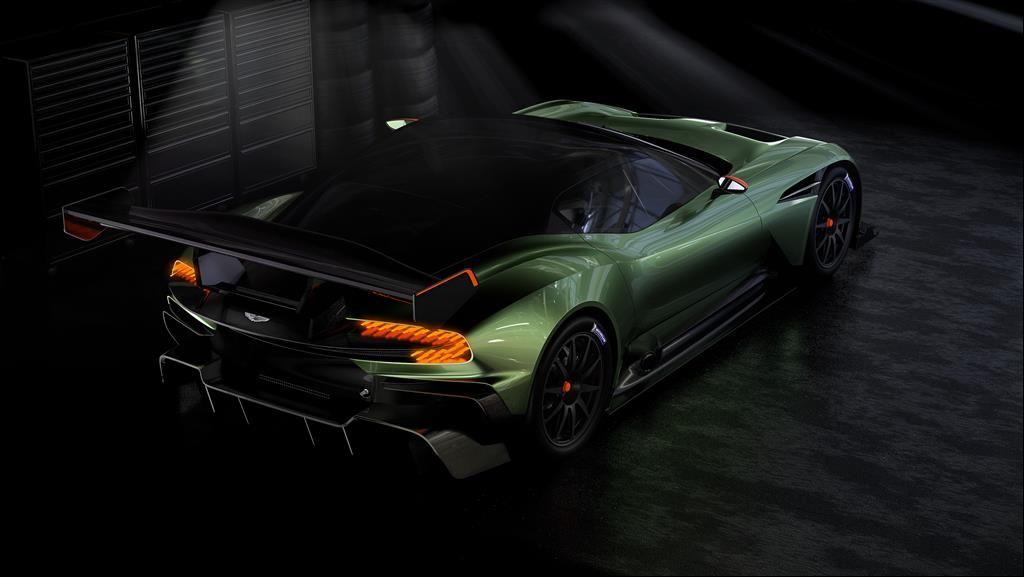 L'Aston Martin Vulcan, la puissance à l'état pur