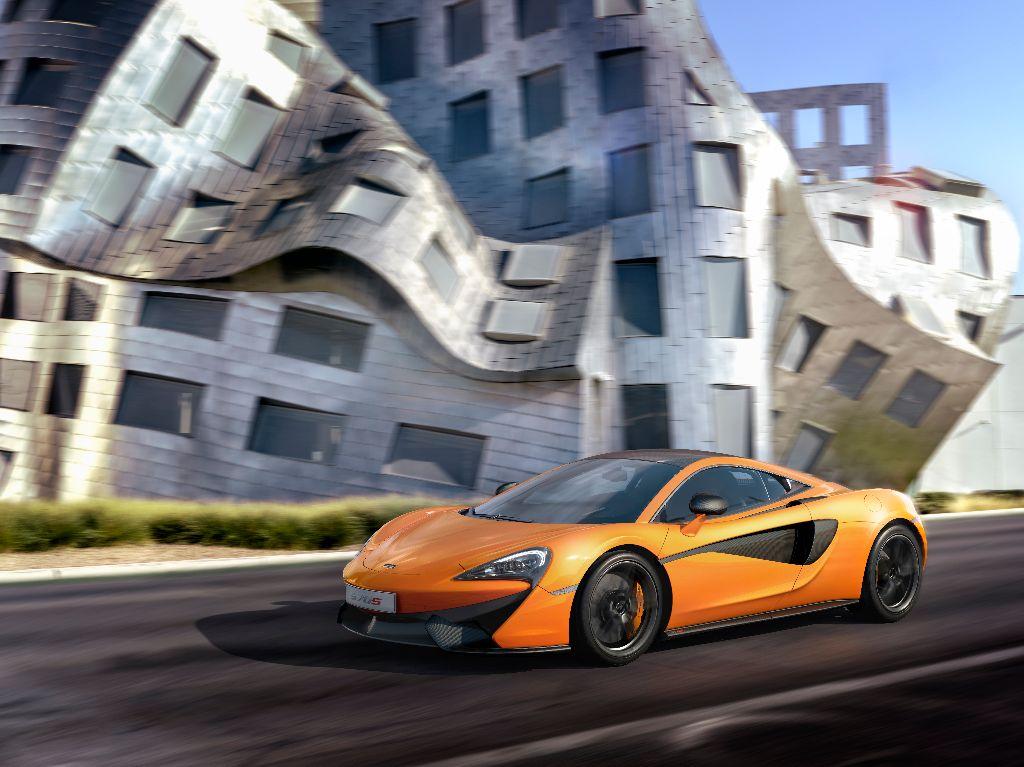 McLaren 570S, pour le plaisir des yeux et de la conduite