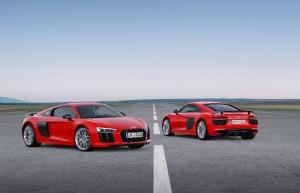 La nouvelle Audi R8 passe la barre des 600 chevaux