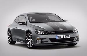 La Volkswagen Scirocco GTS fait son show