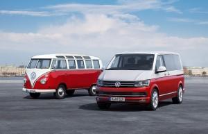 La sixième génération du VW Transporter est arrivée