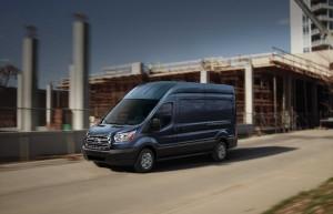 Ford annonce déjà les couleurs du Transit 2016