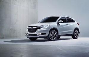 Honda HR-V 2015, un SUV efficace
