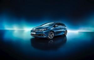 Toyota Auris : une version 2015 encore améliorée