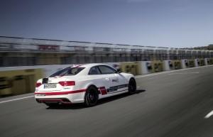Le concept Audi RS 5 TDI bat un record de vitesse