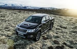 Toyota Invincible X : un nouvel Hilux haut de gamme