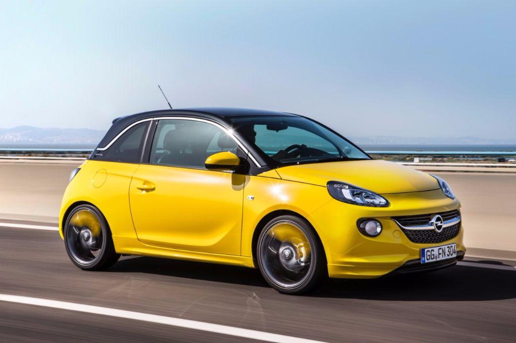 L'Opel Adam s'offre une boîte Easytronic 3.0