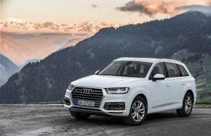 Nouvelle Audi Q7 : le plein de plus