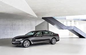 BMW Série 7 : la haute technologie au service du luxe