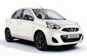 Une Nissan Micro Design edition