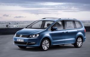 Le carnet de commandes du Volkswagen Sharan est ouvert