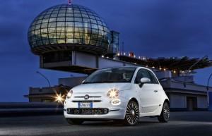 Une Fiat 500 pas si nouvelle que ça