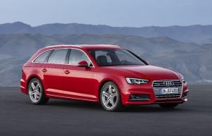 Nouvelles Audi A4 et A4 Avant : déjà des références