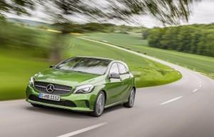 Mercedes Classe A : un restylage qui se voit sous tous les angles