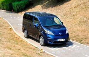 Nissan e-NV200 Evalia, premier ludospace sept places 100 % électrique