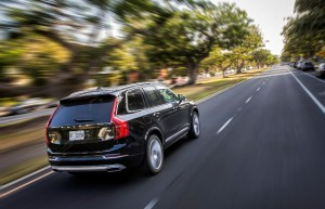 Le Volvo XC90 fait le plein de récompenses