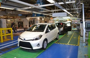 Toyota vous propose de passer dans les coulisses de la Yaris