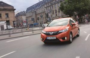 Honda Jazz : une nouvelle partition en 2015