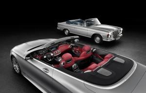 Classe S cabriolet, une nouvelle étoile chez Mercedes-Benz