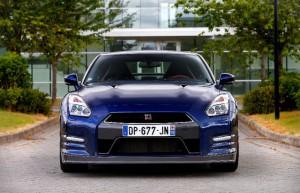 NISSAN GT-R 2015 pour défier les records