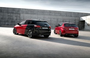 308 GTI by Peugeot Sports : commandes ouvertes