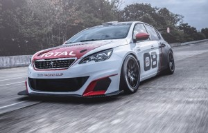 Peugeot 308 Racing Cup : un modèle taillé pour la route