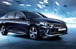 La Kia Optima sera commercialisée en version GT