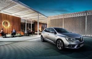 Et voici la Renault Mégane, quatrième génération