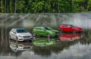 Mercedes Classe A : une nouvelle génération
