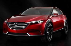 Mazda : une Koeru à l'avant-garde