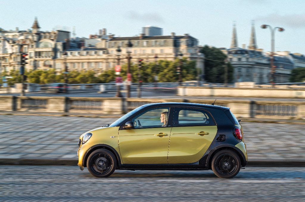 Smart ForFour 0,9 TCe 90 ch