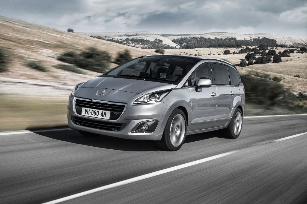 Peugeot 5008 1,6 e-HDI 115 ch