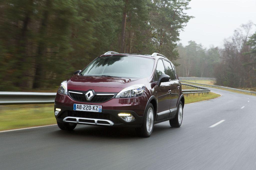 Renault Scénic XMOD 1,2 TCe