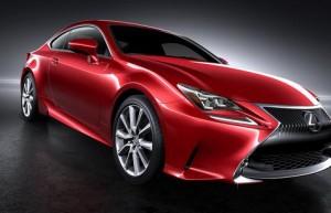 Coupé RC et berline sportive GS F : des nouveautés chez Lexus