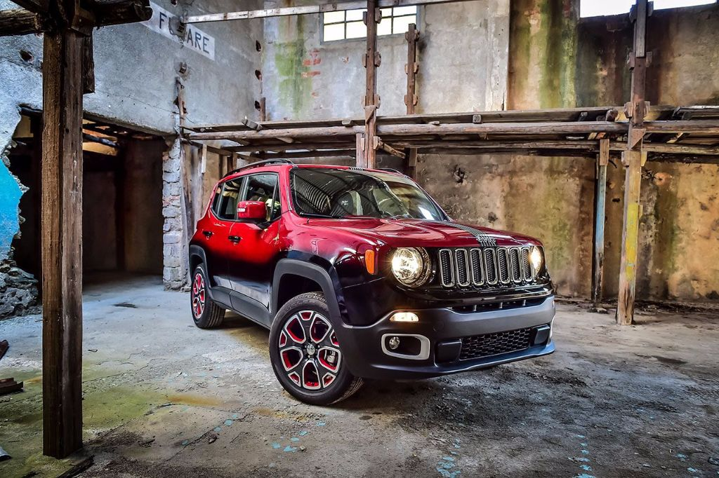 Jeep Renegade 2.0 MJT 170 Trailhawk