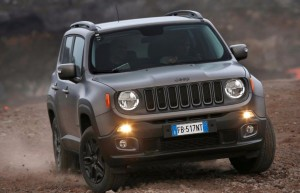 Jeep propose un Renegade Night Eagle