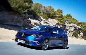 Sécurité maximale pour les Renault Mégane et Talisman