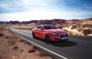 Infiniti Q60 : le nouveau coupé sport est arrivé !