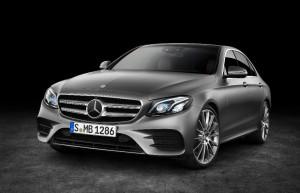 Mercedes Classe E : un air de déjà-vu