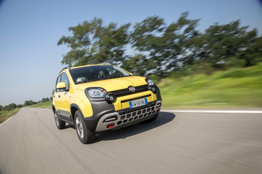 Fiat Panda Cross 1,3 Multijet 80 ch