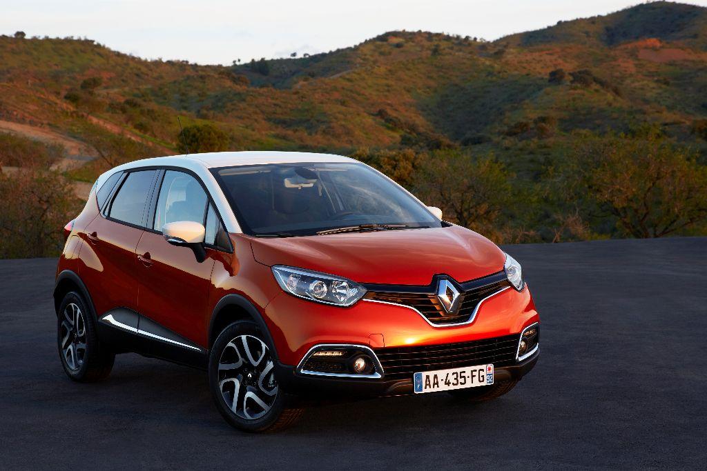 Renault Captur dCi 110 ch