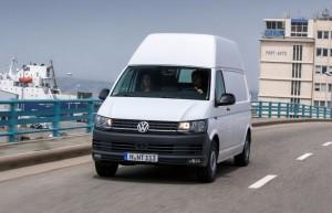 Volkswagen Transporter, sixième génération