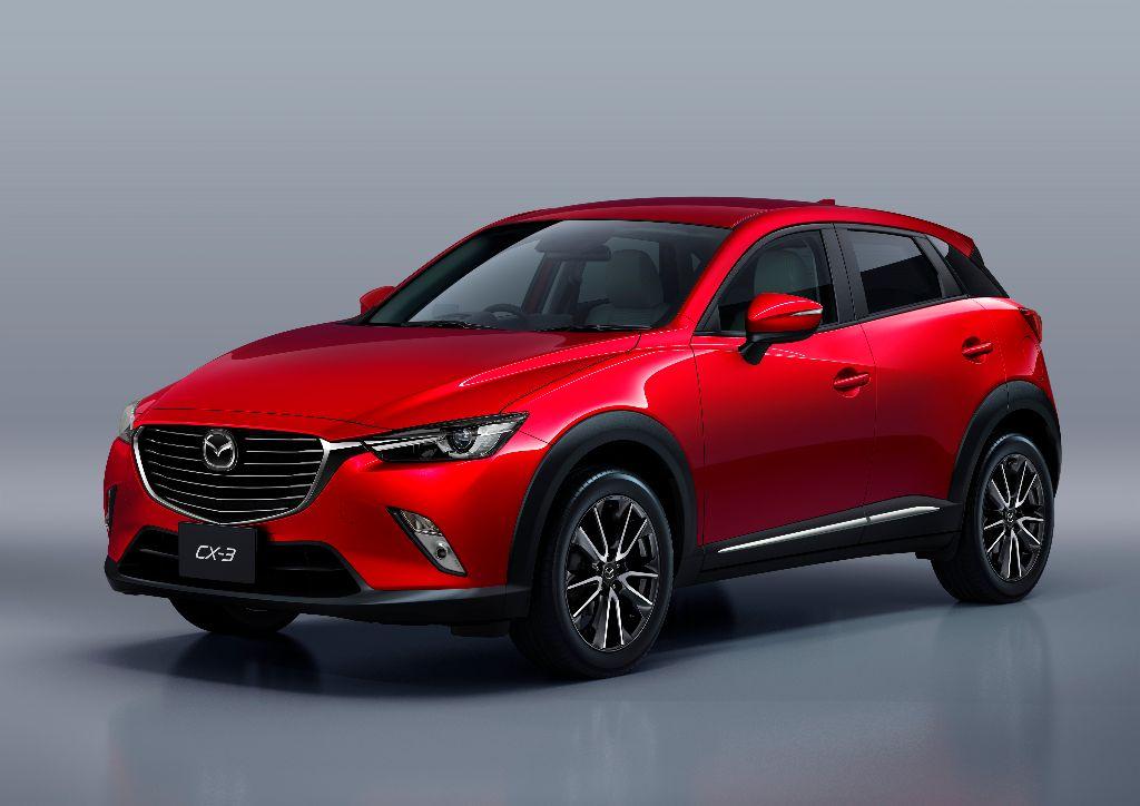 Mazda CX-3 1,5 SkyActive 105 ch