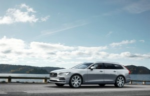 Volvo V90, le break haut de gamme