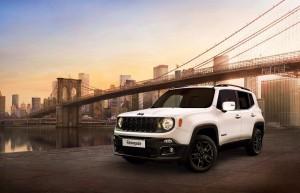 Une nouvelle édition pour le Jeep Renegade
