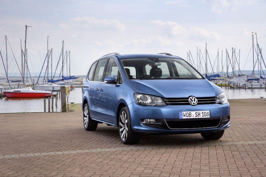 Essai Volkswagen Sharan 2015