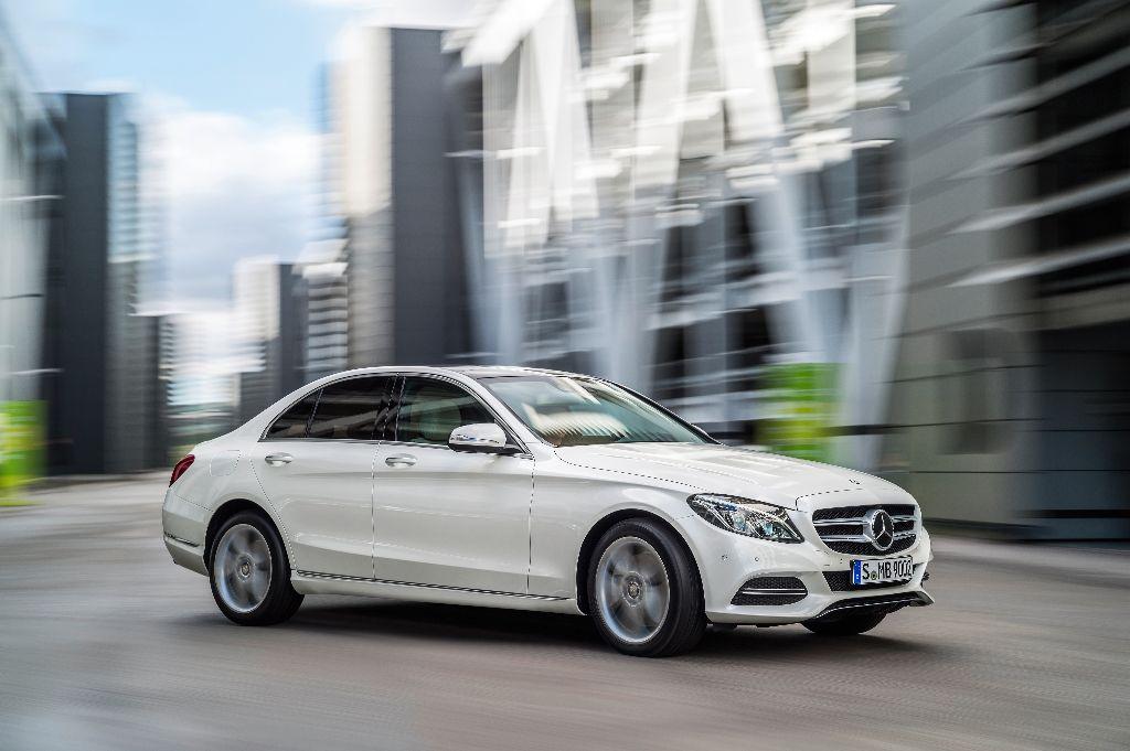 Essai Mercedes Classe C Berline 2014