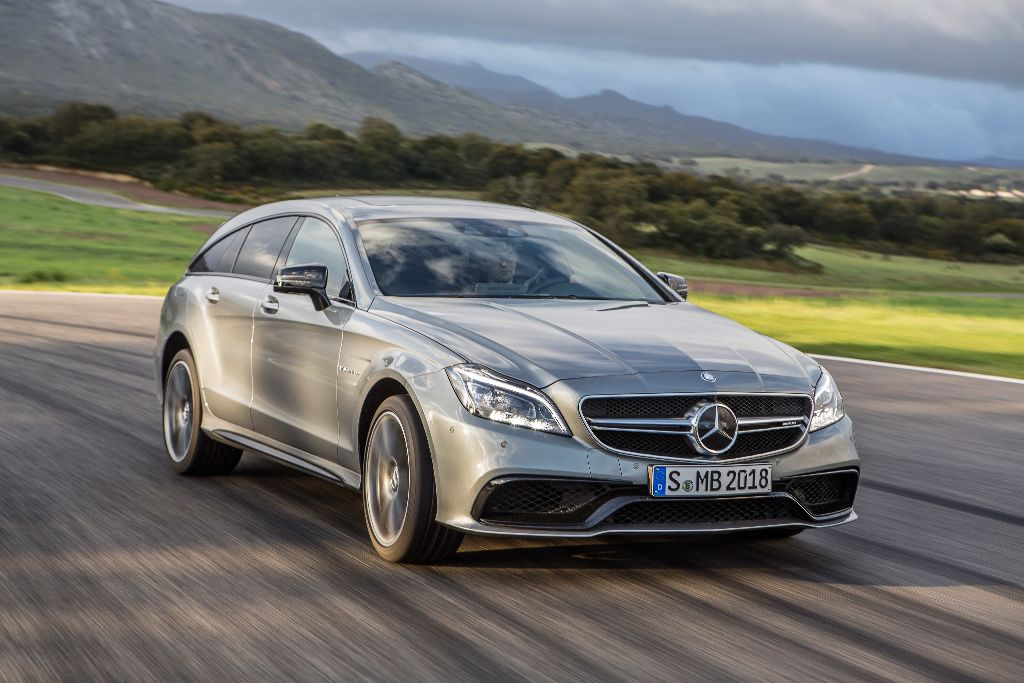 Essai Mercedes CLS Shooting Brake - Réserver un essai
